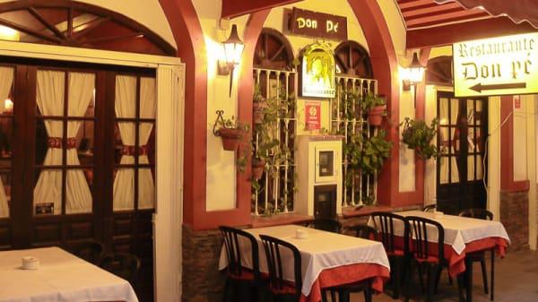 Vista entrada - Don Pé, Fuengirola