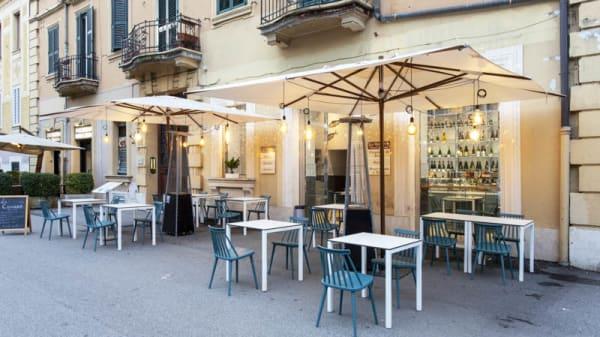 Terrazza - La Costiera Pesce & Vino, Rome