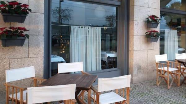 Esplanada - Morfeu Marginal, Porto