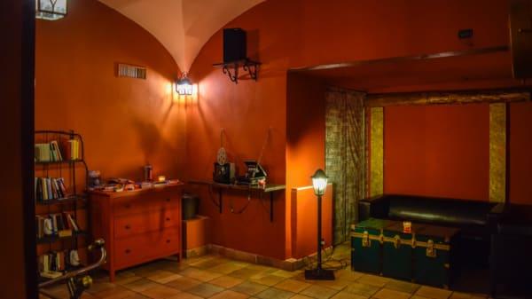 Sala del ristorante - Cantina '86, Rome