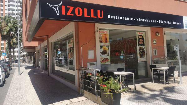 Esplanada - Izollu Restaurante, Portimão