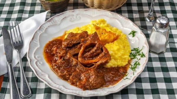 Sugerencia del chef - Eccolo Qua, Santiago