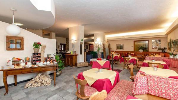 Sala ristorante - Park Hotel Miramonti, Bormio