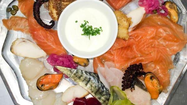 Suggestion du chef - Fumoir Marin, Biarritz