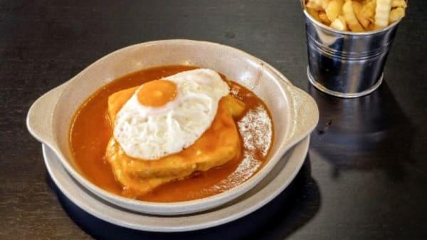 Sugerencia de plato - ViaBracara, Braga