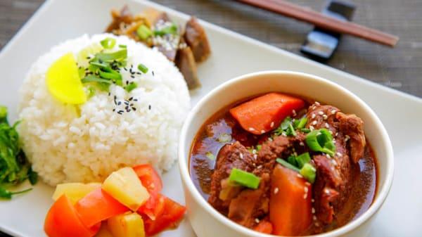 Bœuf mijoté maison - Taipei Gourmet, Paris-13E-Arrondissement