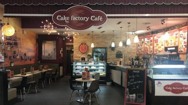 Vista Sala - Cake Factory Cafe - Planetocio, Collado Villalba
