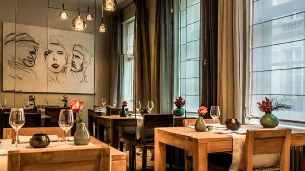 salle - De Mangerie, Bruges