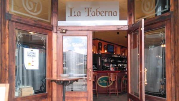 Entrada - La Taberna d'Alcoi, Alcoi