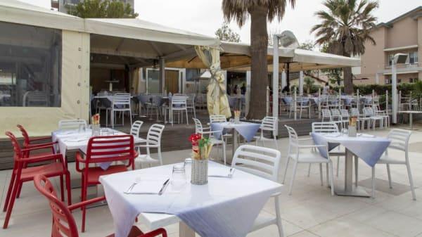 Terrazza - Mirage Restaurant & Pizza, Rimini
