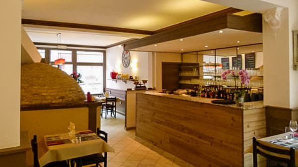 Vue de la salle - Basilic & Co, Namur