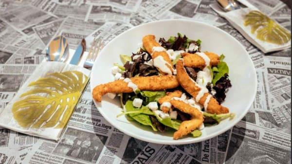 Sugerencia del chef - Santa Pura Club, Lepe