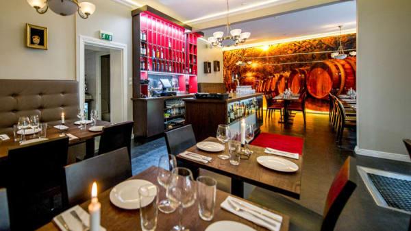 Restaurangens salong - il Divino, Stockholm