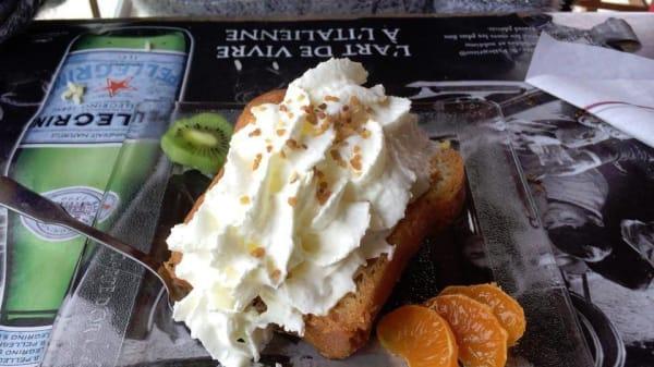 Suggestion de dessert - L'Auberge de l'Etang, Montagny-les-Lanches