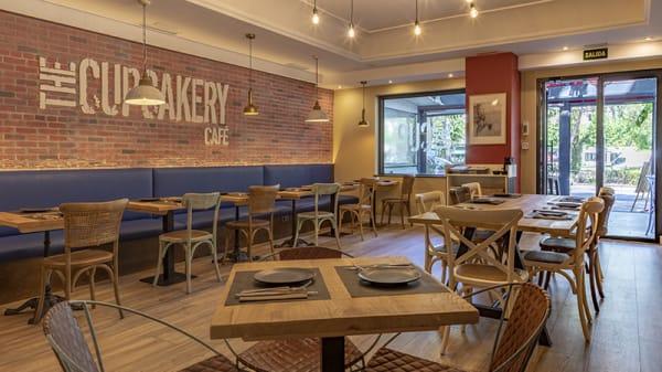 Sala - The Cup American Restaurant, Pozuelo de Alarcón