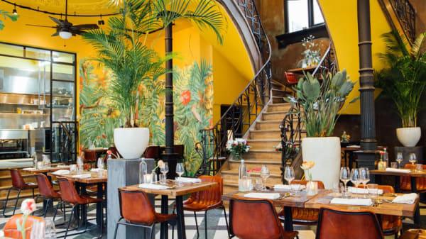 Restaurant - Samabe, Haarlem