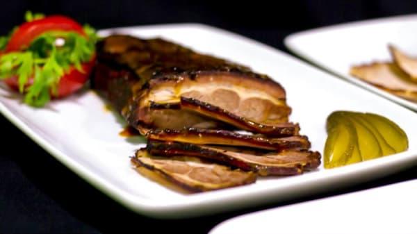 Sugerencia del chef - Pintan Tapas, Madrid