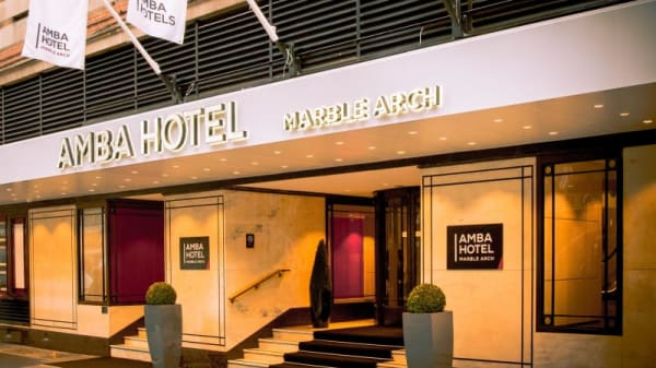 Entrance - Amba Hotel Marble Arch, London