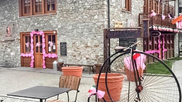 esterno - Casa dello Sport, Breuil-Cervinia