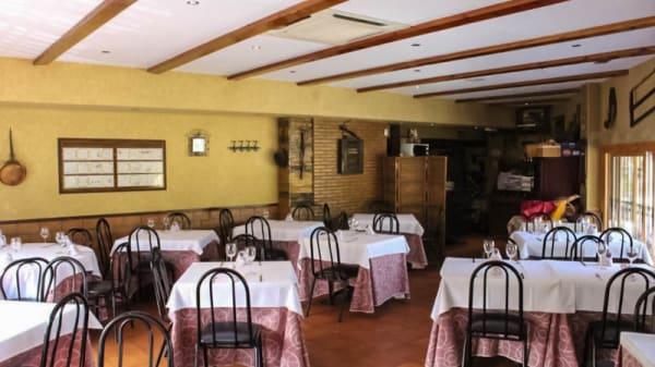 Vista sala - El Ternasco, Villaviciosa De Odon
