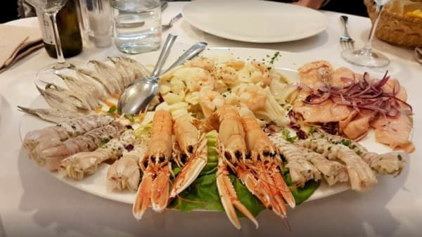 Suggerimento dello chef - Il Veliero, Cervia