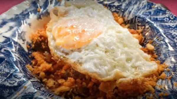 Sugerencia del chef - Puertas de Monfrague, Jaraicejo