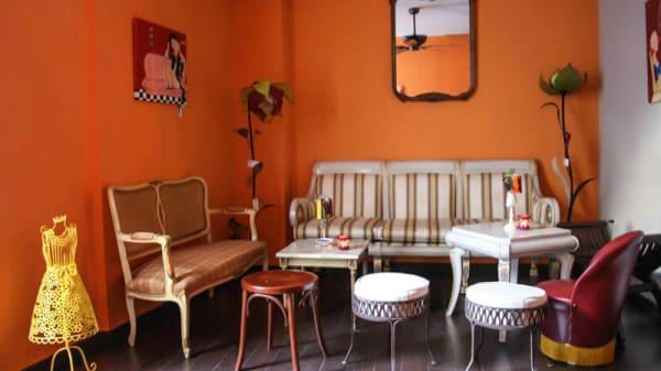 Vista sala - La Morocha Bar & Art, Sitges