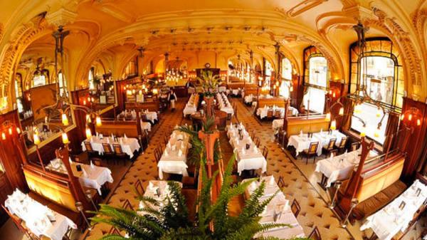 Salle du resaurant - Brasserie Excelsior Nancy, Nancy