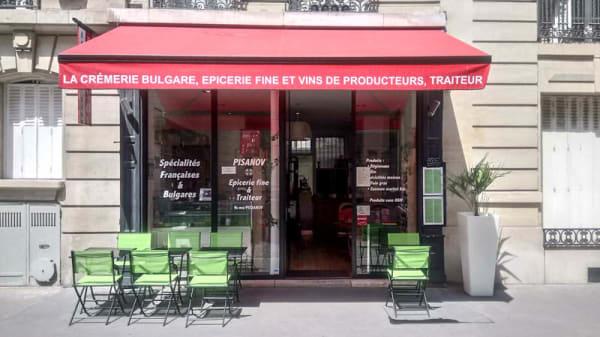 Devanture - Pisanov, Paris