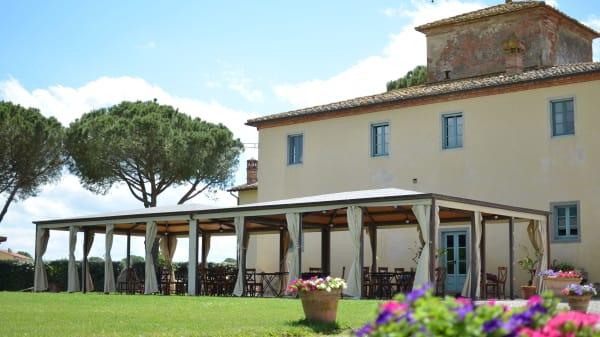 Gazebo esterno - Cortona Resort - Le Terre dei Cavalieri, Cortona