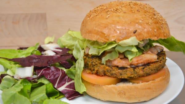 Burger Artigianali - Kaffa - Street Bar, Frigintini
