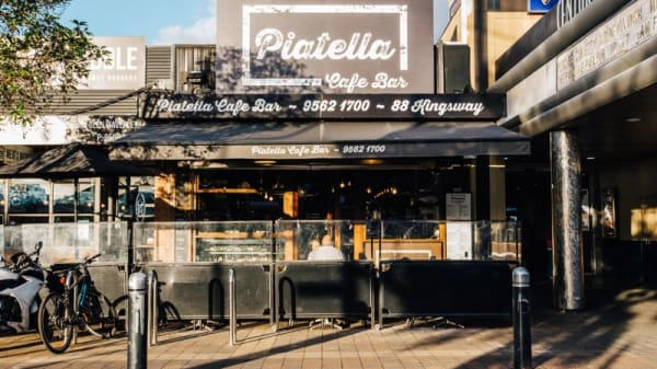 Piatella Cafe Bar, Glen Waverley (VIC)