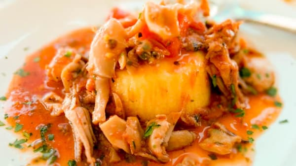 Suggerimento dello chef - La Locanda dei Tre Sassi, Vallevò