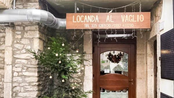 esterno - Locanda al Vaglio, San Giovanni Rotondo