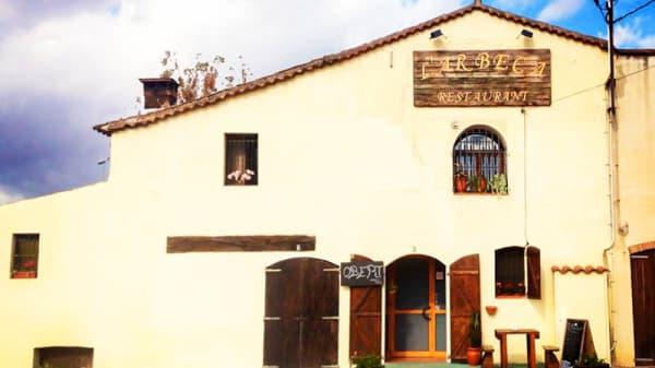 Entrada - La Nova Arbeca, Granollers