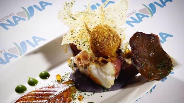 Sugerencia del chef - El Chigrin del Puerto, Navia