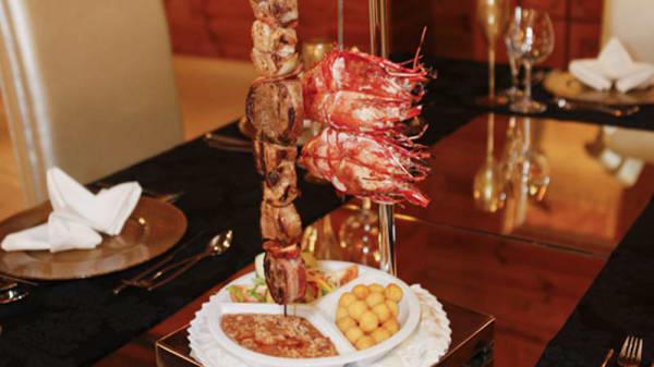 mesa - Restaurante Saloon - Quinta do Paul, Leiria