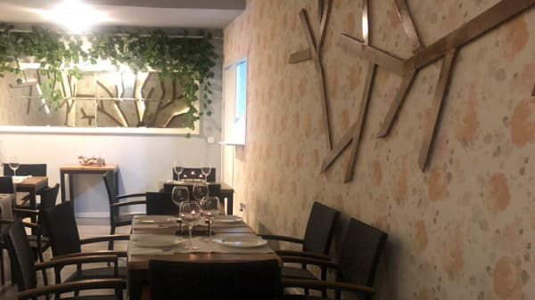 Sala - Restaurante Baako, Madrid
