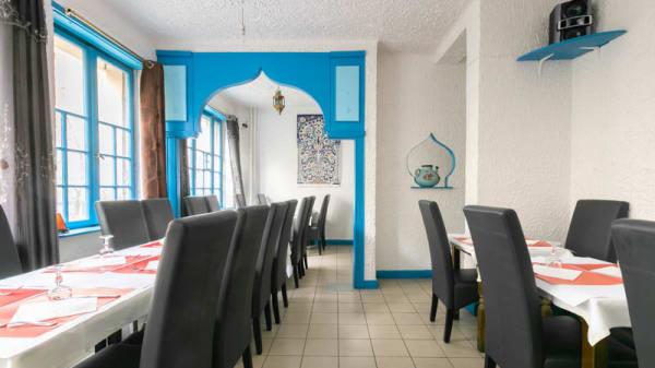 Vue de la salle - Sidi Bou Said, Strasbourg