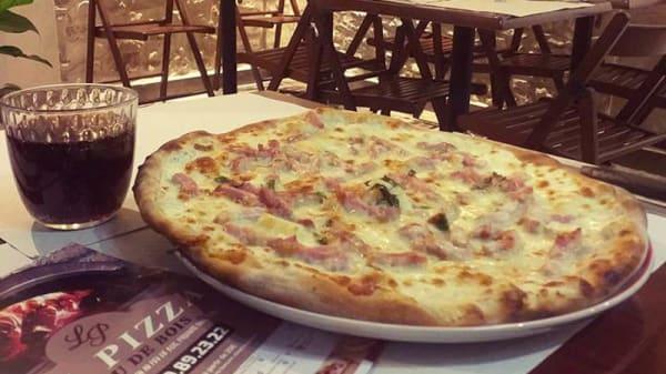 Suggestion de plat - La Pizza Feu de Bois, Montmorency