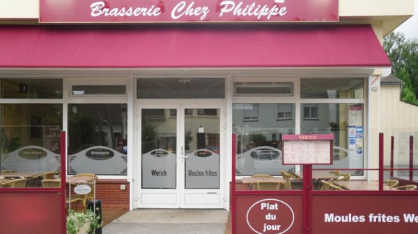 Devanture - Chez Philippe, Cucq