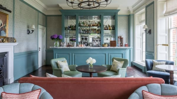 Afternoon Tea at Four Seasons Hotel Hampshire, Hook