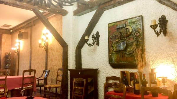Vista del interior - La Pedraja, Burgos