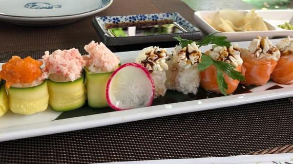GUNKAN - I Mo Sushi, Crema