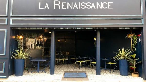 Entrée - La Renaissance, Marseille