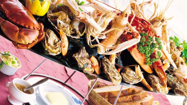 Suggestion de plat - Hôtel- Restaurant Le Cap, Barneville-Carteret