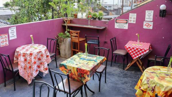 Esplanada - UP Cozinha&Bar, São Paulo
