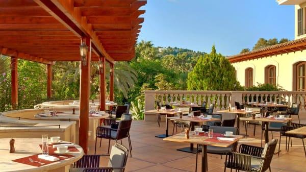 photo 1 - Restaurant Es Carbo, Sheraton Mallorca Arabella Golf Hotel, Son Vida