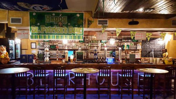 Vista de la sala - Beerhouse, Madrid
