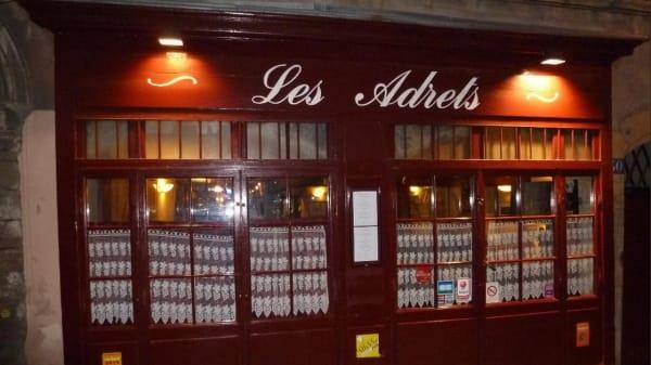 Restaurant - Les Adrets - Jean-Luc Wesolowski, Lyon